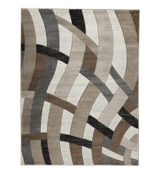 Ashley - Jacinth R402921 Large Rug - Brown (R402921)