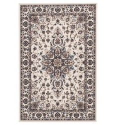 Ashley - Monia R403162 Medium Rug - Ivory/Navy (R403162)
