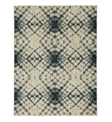 Ashley - Catheryn R403351 Large Rug - Blue/Ivory (R403351)