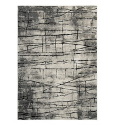 Ashley - Casten R403451 Large Rug - Black/Tan (R403451)