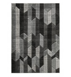 Ashley - Chayse R403461 Large Rug - Black/Gray (R403461)