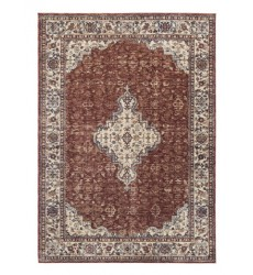 Ashley - Haydrien R403481 Large Rug - Red (R403481)