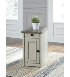 Ashley - Bolanburg T637 Chair Side End Table - Two-tone (T637-7)