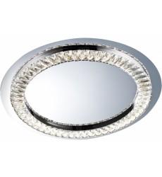 Chrome Finish LED Flush Mount (FT05) - Bethel International