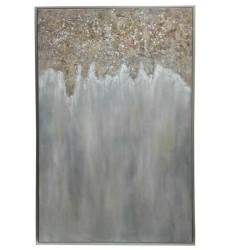 BI - Champagne Frame Oil Painting (JA10KM4060C)