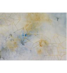 Gold Art Painting (JA54HG3648)