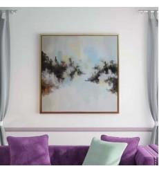 Black & White Art Painting (JA57HG4040G) - Bethel International