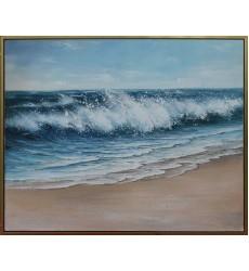 Blue & White Art Painting (JA65HG4050G) - Bethel International