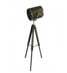 BI - Chrome Finish Floor Lamp (JFL139KY-DW)