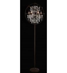 Antique Bronze Finish Floor Lamp (KV26) - Bethel International