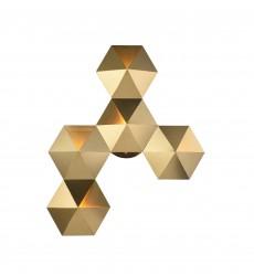 BI - Gold Finish LED Wall Sconce (NL50G)
