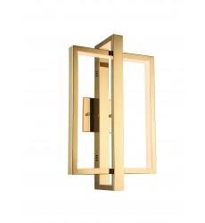BI - Gold Finish LED Wall Sconce (NL54G)