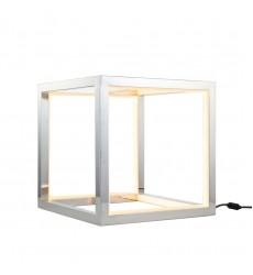 Nickel LED Table Lamp (OC05T6N) - Bethel International