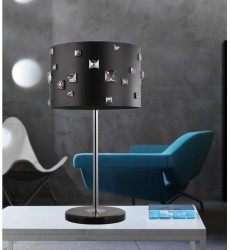 Shadow 4 Light Table Lamp with Black finish (5116T13B)