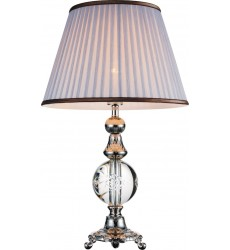 Yale 1 Light Table Lamp with Brushed Nickel finish (5514T16BN)