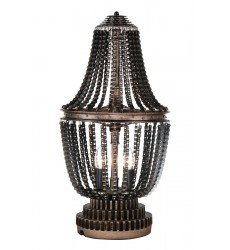 Kala 2 Light Table Lamp with Antique Bronze finish (9727T13-2-211)