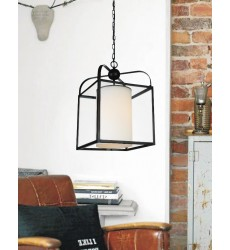 CWI- Danielle 1 Light Candle Mini Pendant with Oil Rubbed Brown finish (9804P14-1-S-115)