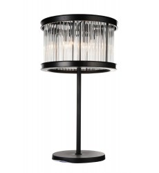 Mira 4 Light Table Lamp with Black finish (9861T18-4-101)