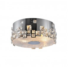 Scinti Collection Flush Mount