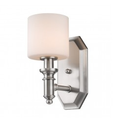 GL - Beckford 1 Light Bath Vanity (2116-BA1 PW-OP)