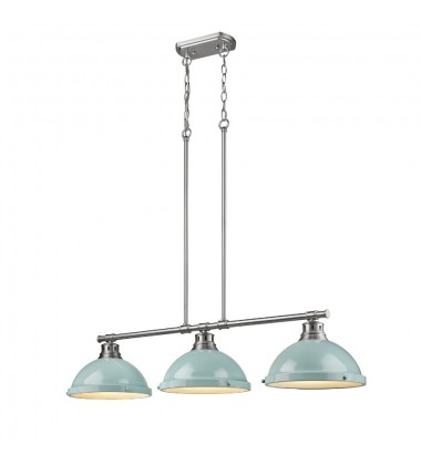 GL - Duncan 30 Light Linear Pendant (3602-3LP PW-SF)