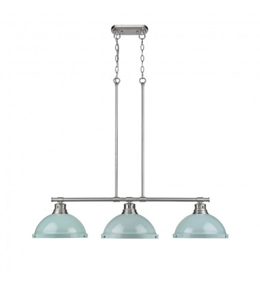 Duncan 30 Light Linear Pendant (3602-3LP PW-SF)