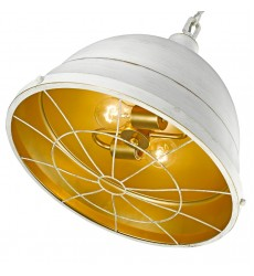 Bartlett 2 Light Pendant (7312-L FW)