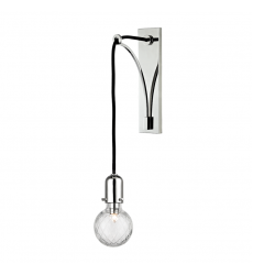 Hudson Valley - Marlow 1 Light Wall Sconce (1101-PN)