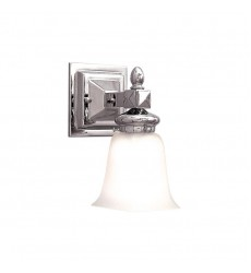 Cumberland 1 Light Bath Bracket 2821-PN Hudson Valley Lighting