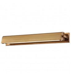 Garfield Large Led Picture Light 8124-AGB Hudson Valley Lighting