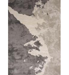 Kalora - Alaska Beige Grey Crevasse Lake Rug (5985/75 240320)