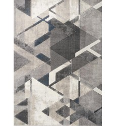 Kalora - Alida Grey Blue Triangle Rug (B881/5262 244320)