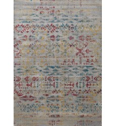 Kalora - Antika Cream/Primary Heiroglyphic Rug (M236/16 200300)