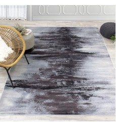 Kalora - Antika Grey Distressed Snowy Gap Rug (M256/22 170240)