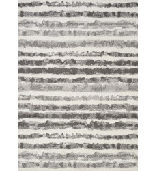 Kalora - 2x4 Focus Grey Marker Stripes Rug (8911/9343 60110)