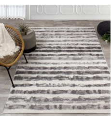 Kalora - Focus Grey Marker Stripes Rug (8911/9343 60110)