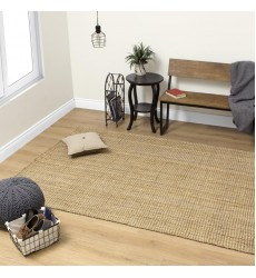 Kalora - Naturals Beige Chunky Boucle Rug (2235 80150)