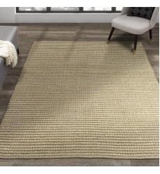 Kalora - Naturals Beige Intricate Weave Rug (SH121 60110)