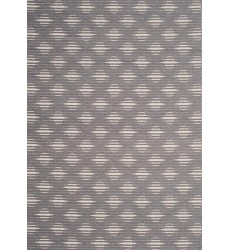 Kalora - Vista Grey Cream Trellis Indoor/Outdoor Rug (9395/H818 160230)