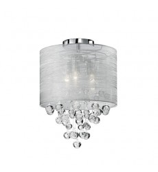 Beverly Chrome Other semi-flush Mts (52152) - Kuzco Lighting