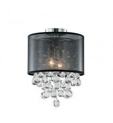 Beverly Chrome Other semi-flush Mts (52152B) - Kuzco Lighting