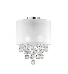 Beverly Chrome Other semi-flush Mts (52152W) - Kuzco Lighting