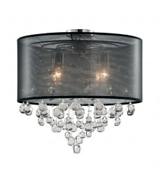 Beverly Chrome Other semi-flush Mts (52154B) - Kuzco Lighting