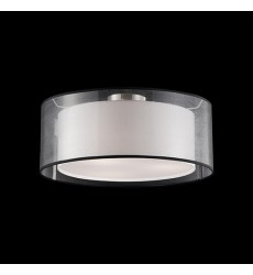 Circon Brushed Nickel Other semi-flush Mts (52332B) - Kuzco Lighting