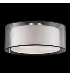 Circon Brushed Nickel Other semi-flush Mts (52333B) - Kuzco Lighting