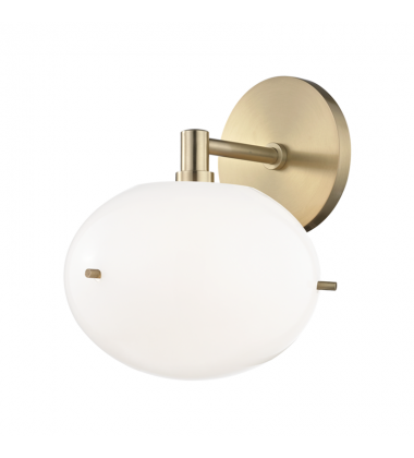 Mitzi - Winnie 1 Light Wall Sconce(H102101-AGB)
