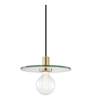 Mitzi - Peyton 1 Light Large Pendant(H113701L-AGB)