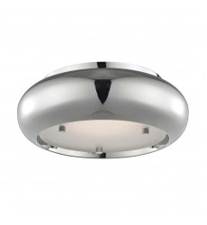 Keira 1 Light Led Flush Mount (H123501-PN)