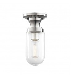 Mitzi - Clara 1 Light Semi Flush (H124601-PN)