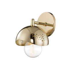 Mitzi - Heidi 1 Light Wall Sconce(H131101-PB)